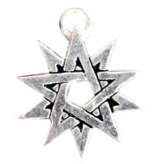 pendentif Double Pentagram - EASTGATE RESOURCE, EASTGATE RESOURCE