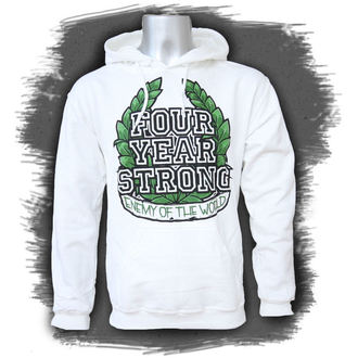 sweat-shirt avec capuche pour hommes Four Year Strong - Enemy Of The World - EMI, EMI, Four Year Strong