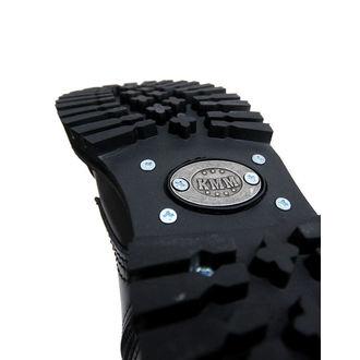 bottes en cuir - KMM - Black-200/2