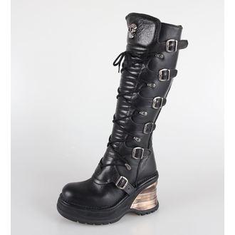bottes en cuir pour femmes - 8272-S1 - NEW ROCK, NEW ROCK
