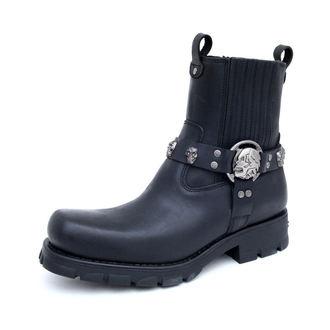 bottes en cuir pour femmes - 7621-S1 - NEW ROCK, NEW ROCK