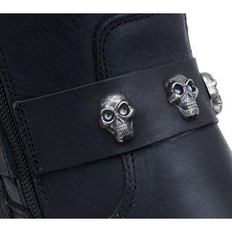 bottes en cuir pour femmes - 7622-S1 - NEW ROCK