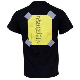 tee-shirt métal pour hommes Pearl Jam - Stickman - LIVE NATION, LIVE NATION, Pearl Jam