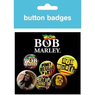 épinglettes Bob Marley - One Love - BP0313, GB posters, Bob Marley