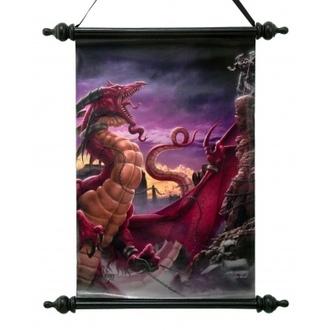 rouleau Art Faites rouleau - Unleash The Dragon