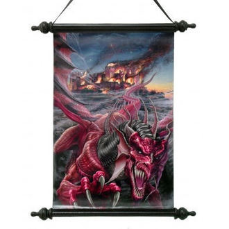 rouleau Art Faites rouleau - Dragons Night