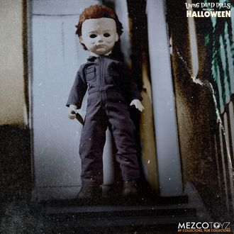 Poupée Halloween - Living Dead Dolls - Michael Myers, LIVING DEAD DOLLS