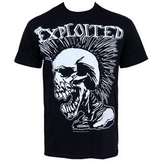 tee-shirt métal pour hommes Exploited - Mohican Skull - RAZAMATAZ, RAZAMATAZ, Exploited