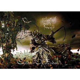 drapeau Children Of Bodom - Relentless, HEART ROCK, Children of Bodom