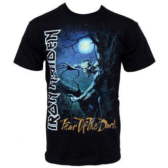 tee-shirt pour hommes Iron Maiden - Fear Of The Dark - IMTE