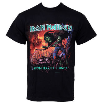 tee-shirt métal pour hommes Iron Maiden - From Fear To Eternity - ROCK OFF