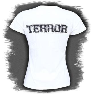 tee-shirt métal pour femmes Terror - Bloody Hand - Buckaneer, Buckaneer, Terror