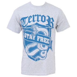 tee-shirt métal pour hommes Terror - Stay Free - Buckaneer, Buckaneer, Terror