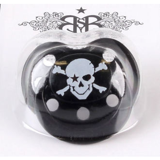 sucette ROCK STAR BABY - Pirate Noire, ROCK STAR BABY