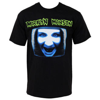 tee-shirt métal pour hommes Marilyn Manson - MMTV - BRAVADO, BRAVADO, Marilyn Manson