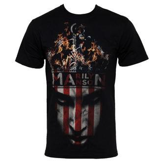 tee-shirt métal Marilyn Manson - Crown - BRAVADO, BRAVADO, Marilyn Manson
