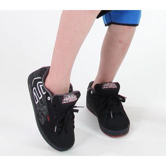 chaussures de tennis basses enfants - METAL MULISHA, METAL MULISHA