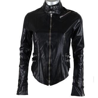 chemise pour femmes (veste) BLACK PISTOL - Buckle Blouse Sky Noire, BLACK PISTOL