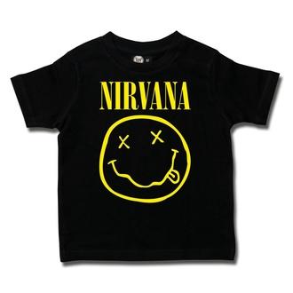 tee-shirt métal enfants Nirvana - (Smiley) - Metal-Kids, Metal-Kids, Nirvana