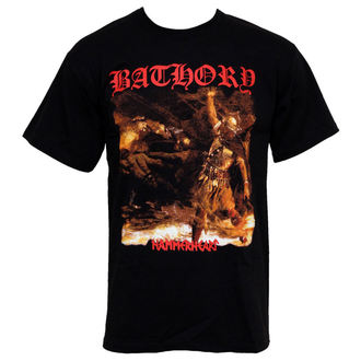 tee-shirt métal Bathory - Hammerheart - PLASTIC HEAD, PLASTIC HEAD, Bathory