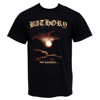 tee-shirt métal Bathory - - PLASTIC HEAD, PLASTIC HEAD, Bathory