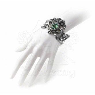 bracelet La Fleur De Baudelaire - ALCHEMY GOTHIC, ALCHEMY GOTHIC