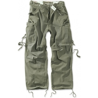 pantalon SURPLUS - Vintage - OLIVE - 05-3596-61