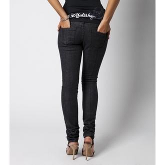 pantalon pour femmes METAL MULISHA - Rider Denim, METAL MULISHA