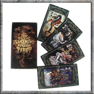 tarot cartes Alchemy, ALCHEMY GOTHIC