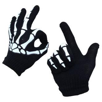gants POIZEN INDUSTRIES - BGG - Noir / blanc