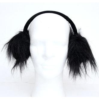 cache pour d`d`oreilles POIZEN INDUSTRIES - Fur Muffs, POIZEN INDUSTRIES