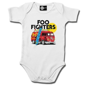 Body bébé Foo Fighters - Van - Metal-Kids, Metal-Kids, Foo Fighters