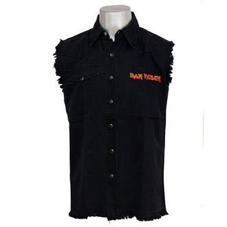 gilet pour hommes Iron Maiden - Live After Death - RAZAMATAZ, RAZAMATAZ, Iron Maiden