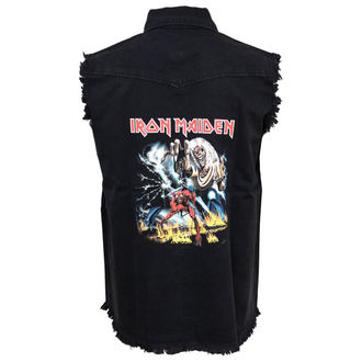 gilet pour hommes Iron Maiden - The Number Of The Beast - RAZAMATAZ, RAZAMATAZ, Iron Maiden