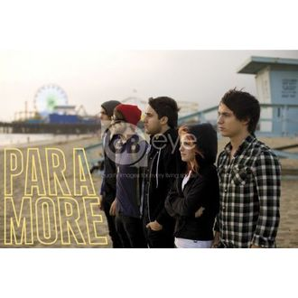 affiche Paramore - Beach - LP1292, GB posters, Paramore