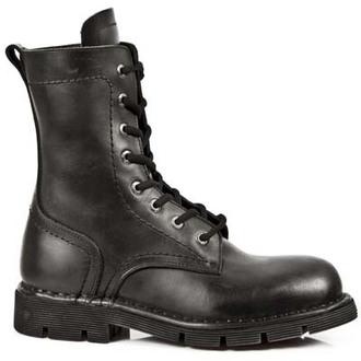 bottes en cuir pour femmes - 1423-S1 - NEW ROCK - M.1423-S1