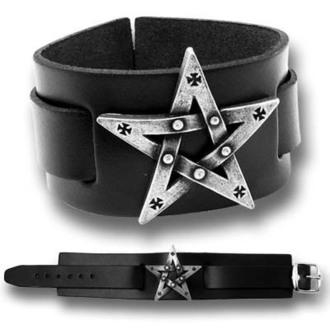 bracelet Pentagration ALCHEMY GOTHIC, ALCHEMY GOTHIC
