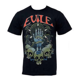 tee-shirt métal pour hommes Evile - Cult - ATMOSPHERE - Black