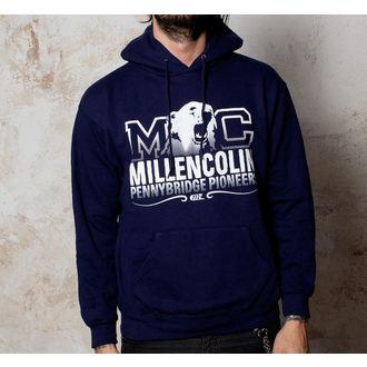 sweat-shirt avec capuche pour hommes Millencolin - Bear Logo - Buckaneer, Buckaneer, Millencolin