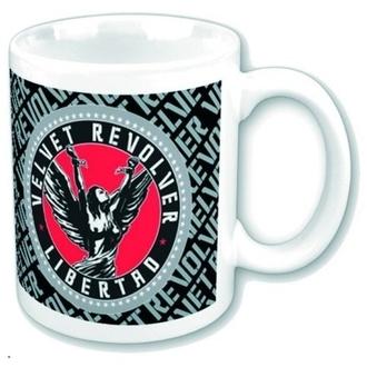 tasse Velvet Revolver - Circle Logo, ROCK OFF, Velvet Revolver
