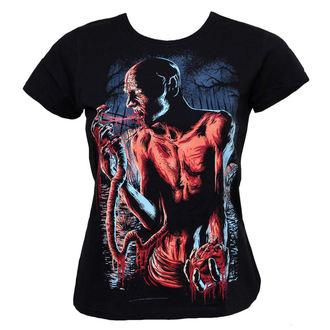 t-shirt hardcore pour femmes - Dinner - BLACK ICON, BLACK ICON