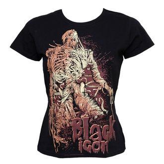 t-shirt hardcore pour femmes - Mummy - BLACK ICON, BLACK ICON