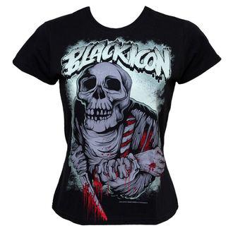 t-shirt hardcore pour femmes - Eat - BLACK ICON, BLACK ICON