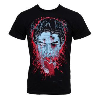 t-shirt hardcore pour hommes - Face - BLACK ICON, BLACK ICON