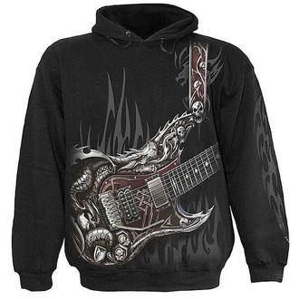 sweat-shirt avec capuche enfants - Air Guitar - SPIRAL, SPIRAL