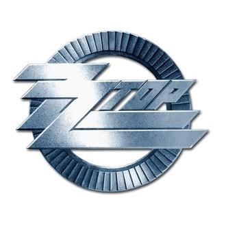 punaise ZZ Top - Circle Logo - ROCK OFF, ROCK OFF, ZZ-Top
