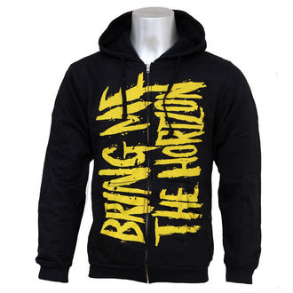 sweat-shirt avec capuche pour hommes Bring Me The Horizon - BMTH Logo - BRAVADO, BRAVADO, Bring Me The Horizon