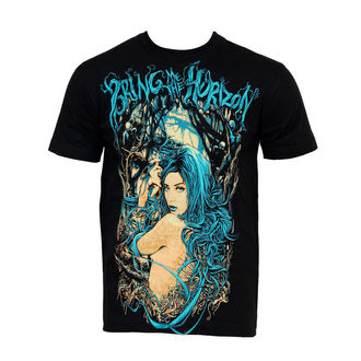 tee-shirt métal pour hommes Bring Me The Horizon - Forest Girl - BRAVADO, BRAVADO, Bring Me The Horizon