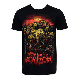 tee-shirt métal pour hommes Bring Me The Horizon - Cheetah - BRAVADO, BRAVADO, Bring Me The Horizon
