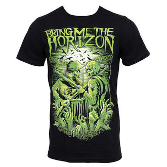tee-shirt métal pour hommes Bring Me The Horizon - WWIII Limited - BRAVADO, BRAVADO, Bring Me The Horizon